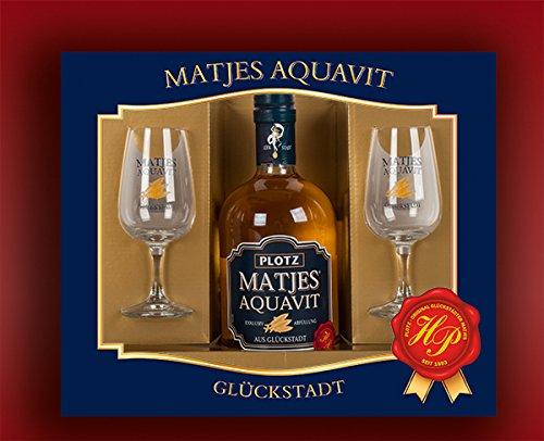 Matjes Aquavit Geschenkset