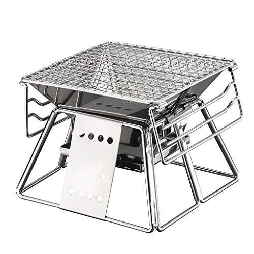 51rJaS8nd L - Lcb Grill im Freien Grill, klappbare, tragbare Kochen im Freien Werkzeug, Camping Wandern Picknick, tragbaren Holzkohle Innen- und Außengrill, Grillzubehör