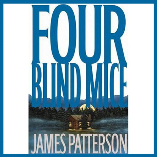 Four Blind Mice audiobook cover art