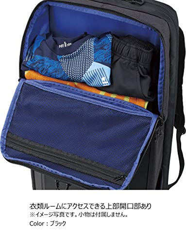 ゴーセン(GOSEN)テニスバドミントンG/ARMORラケットバックパックVer.1.0テニスラケット2本用ブラックBAGA01