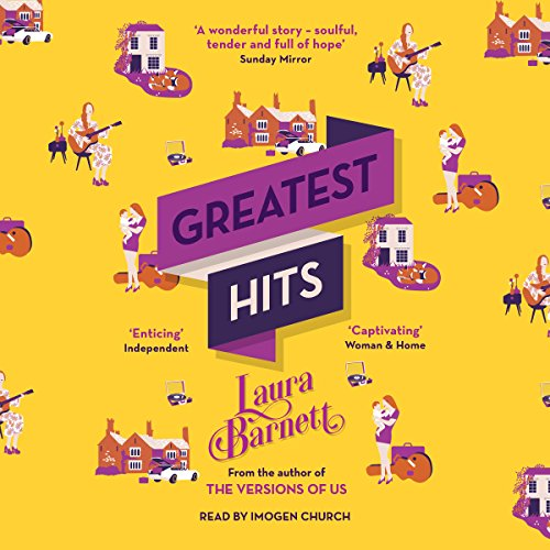 Greatest Hits audiobook cover art