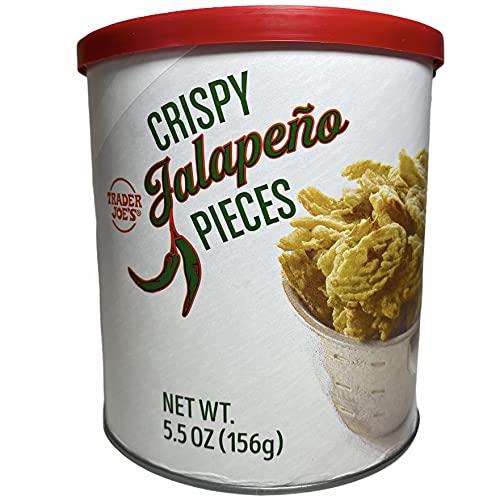 Crispy Jalapeno Pieces