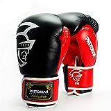 Guantes de Boxeo Twins Muay Thai MMA Hombres Mujeres Grant Luva De Boxe 10-16 oz PU para Entrenamiento Sparring
