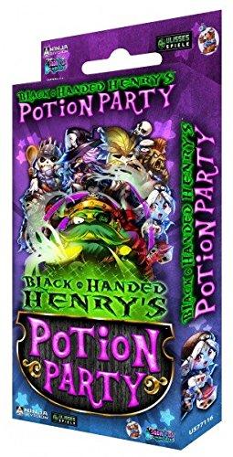 Super Dungeon Explore: • Der Vergessene König • Black-Handed Henry's Potion Party - Deutsch