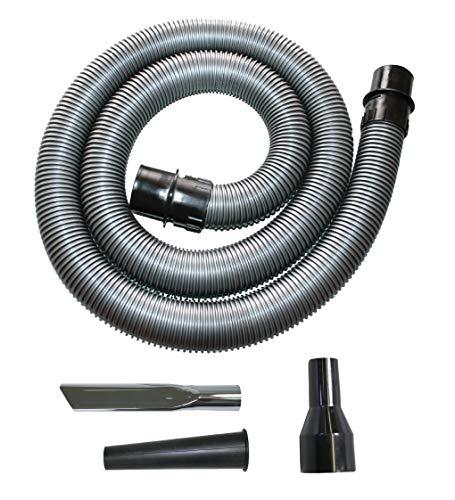 Starmix 40103 Staubsaugerzubehör MZ (für Maschinenreinigung, ölbeständiger Saugschlauch und Gummidüse, 49 mm System)