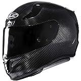 HJC Helmets RPHA 11 Pro Carbon Helmet (Large) (Black Carbon)