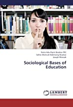 Sociological Bases of Education