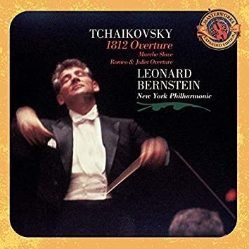 Tchaikovsky: 1812 Overture; Marche Slave; Romeo and Juliet; Capriccio Italien; Hamlet [Expanded Edition]