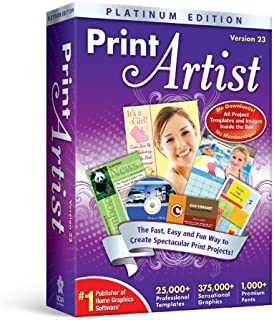 Print Artist Platinum 23 [Old Version]