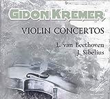 Beethoven; Sibelius: Conciertos Para Violín