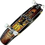 Atom Longboards Atom Kicktail Longboard - 36' , Tiki
