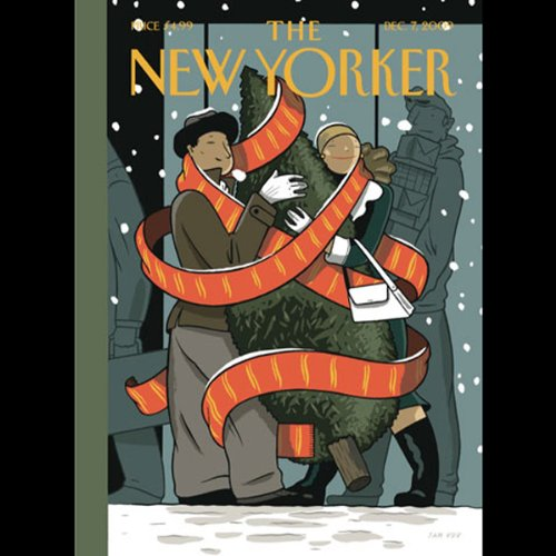 The New Yorker, December 7, 2009 (Ian Buruma, Sam Tanenhaus, David Sedaris) audiobook cover art