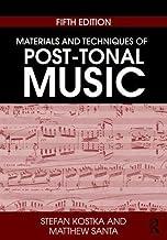 10 Mejor Materials And Techniques Of Post Tonal Music de 2020 – Mejor valorados y revisados