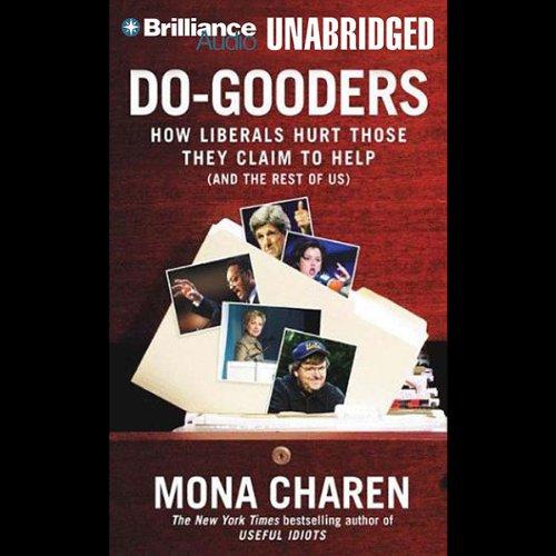 Do-Gooders audiobook cover art