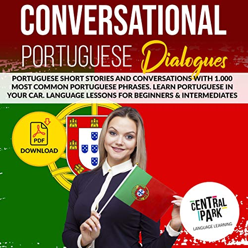 Conversational Portuguese Dialogues  By  cover art