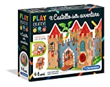 Clementoni - 15260 - Play Creative - Il Castello delle Avventure