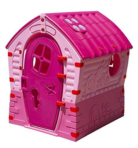 PALPLAY LTD. Spielhaus Dream House Pink 95 x 90 x 110 cm