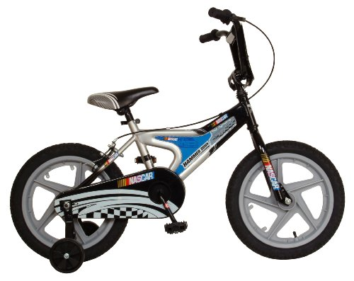 NASCAR Hammer Down Bike (16-Inch Wheels)