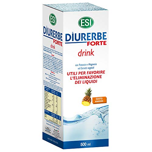 Diurerbe Forte Drink Ananas - 500 ml