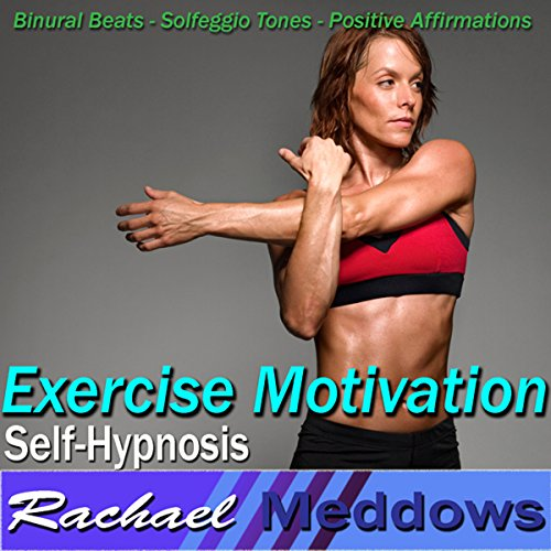 Exercise Motivation Hypnosis cover art