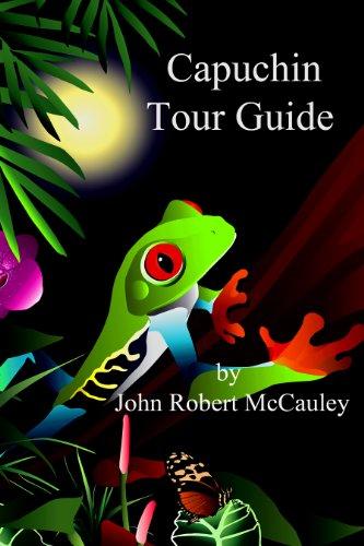 Book: Capuchin Tour Guide by John Robert McCauley