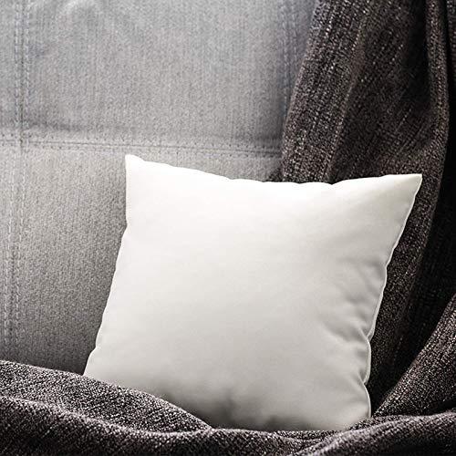 Orderking 1er Kissenfüllung 40x40 cm - Innenkissen geeignet- Polyester Kisseninlet als Couchkissen, Sofa Kissen, Cocktailkissen und Kopfkissen