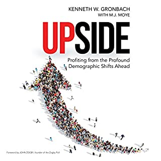 Upside audiobook cover art
