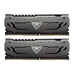 Capacity: 16GB (2 x 8GB) DDR4 Base Frequency: PC4-17000 (2133MHz); Up to PC4-32000 (4000MHz) with XMP 2.0 enabled. Note the XMP must be enabled to for Memory to run at 4000MHz. Base Timings: 15-15-15-36; Overclock timing with XMP 2.0 enabled Tested T...
