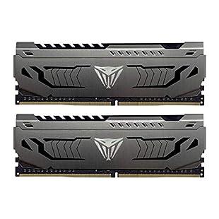 Patriot Viper Steel DDR4 32GB (2 x 16GB) 3200MHz Kit - PVS432G320C6K