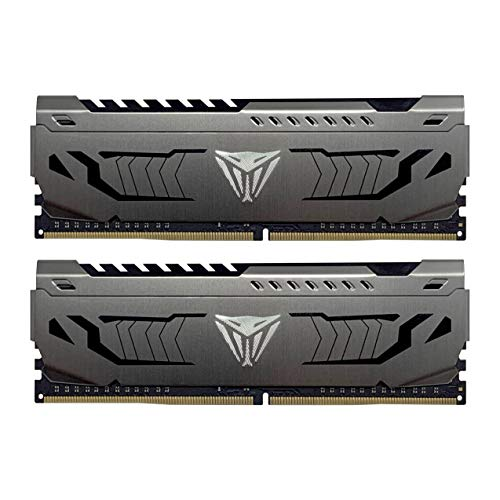 Patriot Memory Viper Steel Series Gaming Arbeitsspeicher DDR4 16GB (2x8GB) 4400MHz CL19 PC Memory Kit