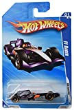 Hot Wheels 2010 Racing Series 1/10 F1 Racer 149/240, Purple