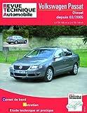 E.T.A.I - Revue Technique Automobile B709.6 - VOLKSWAGEN PASSAT V - 3C - 2005 à 2010