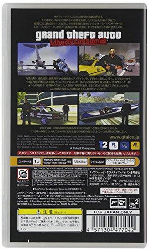 ロックスター・クラシックスグランド・セフト・オート・リバティーシティ・ストーリーズ【CEROレーティング「Z」】-PSP