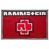 Rammstein Fahne Flagge Sommer 2019', Offizielles Band Merchandise