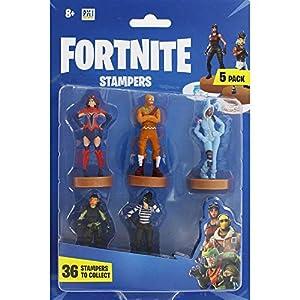 Fortnite figuras de acción | Juego de 5 figuras de Fortnite juguete coleccionables | Juguetes para adultos y niños… 12