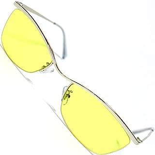 [Berkut] オリジナル[フルモデルチェンジ]伊達メガネ サングラス 細フレーム いかつい オラオラ系 目にやさしい 1040111