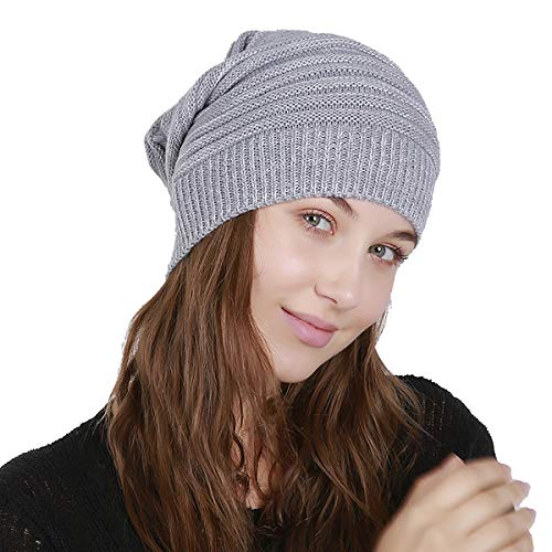 HHUMR Unisex Winter-Warme Mode-Klassiker Tide Cap, Sport Beiläufige Gestrickte...