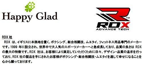 正規品RDXリストストラップトレーニングウェイトリフティングプロシリーズ筋トレ滑り止めパッド付き両手セット各色(ブルー)