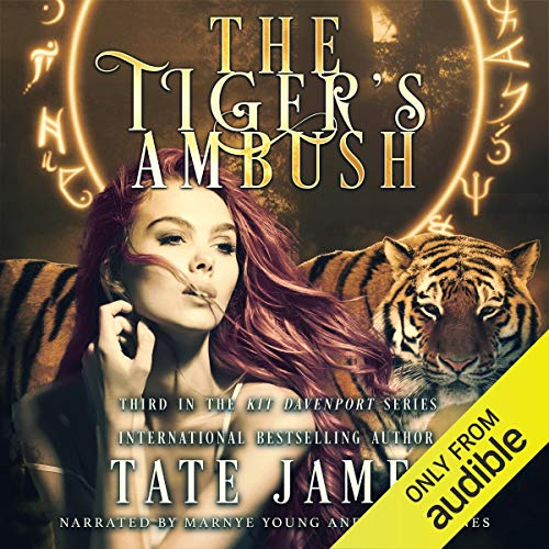 The Tiger's Ambush audiobook cover art