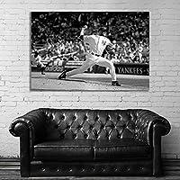 マリアノ・リベラ 特大 ポスター 150x100cm ヤンキース 野球 写真 アート おしゃれ 雑貨 海外 グッズ 絵 フォト 大判 大 Mariano Rivera 3