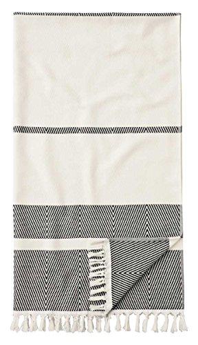 Egeria Hamamtuch Hamam White - 090 100x180 cm 100x180 cm