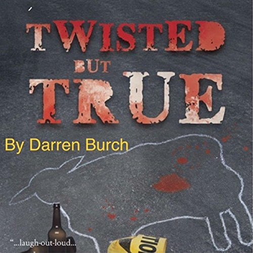Twisted but True audiobook cover art