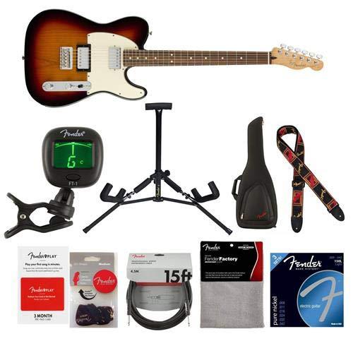 Cheap Fender Player Telecaster HH Electric Guitar 22 Frets Modern