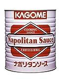 カゴメ ナポリタンソース 1号缶 3Kg