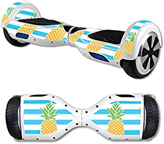 MightySkins Skin Compatible with Hover Board Self Balancing Scooter Mini 2 Wheel x1 Razor wrap Cover Sticker Beach Towel