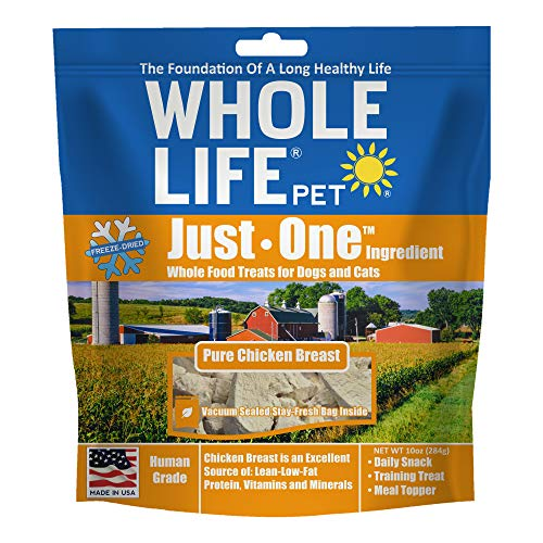 whole life chicken treats - 1