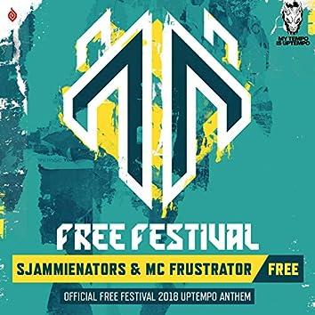 Free (feat. MC Frustrator)