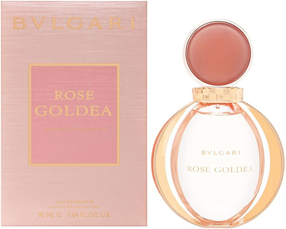 Bvlgari rose goldea eau de parfum per donna - 90 ml 0783320502514