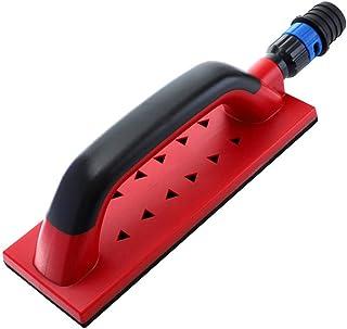 Macinazione Mano Plate Square Vuoto Senza Polvere Piatto Abrasivo per Lucidatura Del Legno, Pulizia Degli Edifici, Manuten...