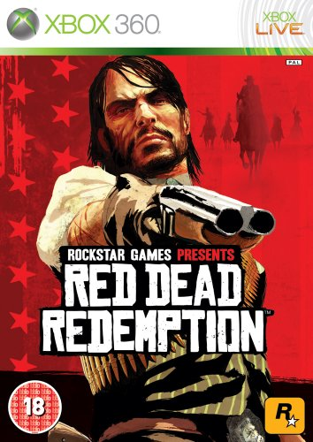 [Import Anglais]Red Dead Redemption Game XBOX 360